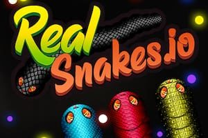 Real Snakes IO